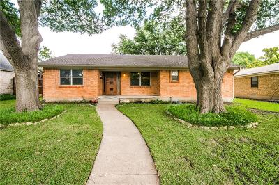 Richardson Single Family Home For Sale: 1132 N Cottonwood