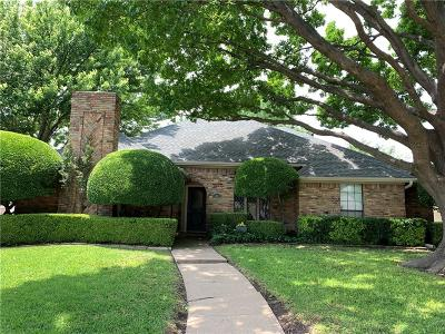 Plano Single Family Home For Sale: 3001 Saddlehead Drive