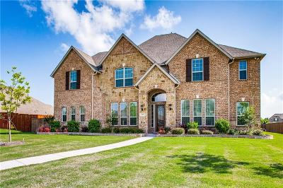 Dallas County, Denton County, Collin County, Cooke County, Grayson County, Jack County, Johnson County, Palo Pinto County, Parker County, Tarrant County, Wise County Single Family Home For Sale: 337 Redstone Drive