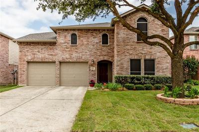 Mckinney Single Family Home For Sale: 2108 Lanshire Drive