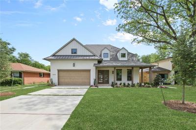 Dallas County Single Family Home For Sale: 3866 Dunhaven Road