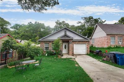 Dallas, Fort Worth Single Family Home For Sale: 2351 Kings Road