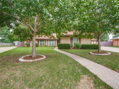 Denton County Single Family Home For Sale: 7 Crest Court