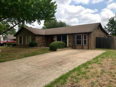 Arlington Single Family Home For Sale: 5007 Drew Court
