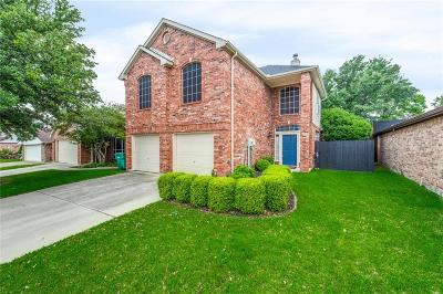 Lewisville Single Family Home For Sale: 950 Azalia Drive