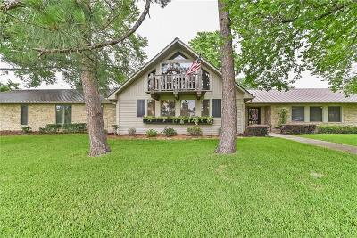Navarro County Single Family Home Active Option Contract: 3701 County Road 0004