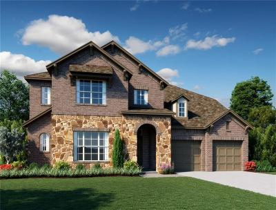 Denton County Single Family Home For Sale: 870 Grove Vale Drive
