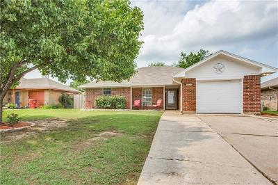 Royse City Single Family Home For Sale: 824 Brookhaven Drive
