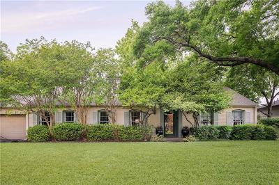 Dallas Residential Lots & Land For Sale: 5733 Prestonhaven Drive