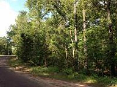 Quitman Residential Lots & Land For Sale: 00 Cr 1452