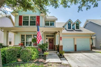 Arlington Single Family Home For Sale: 714 Creek Walk Place
