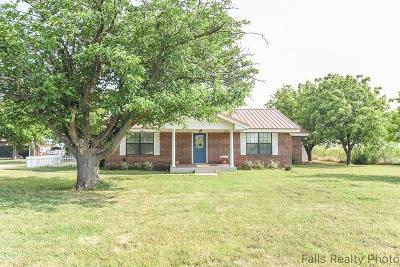 Archer County, Baylor County, Clay County, Jack County, Throckmorton County, Wichita County, Wise County Single Family Home For Sale: 2038 Fm 367 E