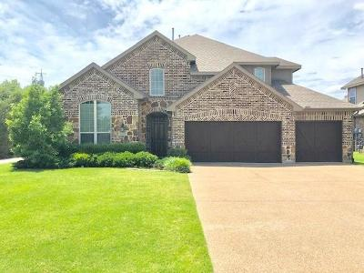 Prosper Single Family Home For Sale: 1251 Kirkwood Lane