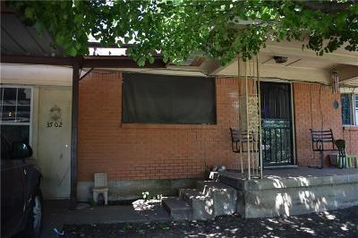 Sansom Park Single Family Home For Sale: 3502 25th Street