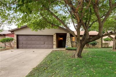Dallas County Single Family Home For Sale: 1717 Ruby Road