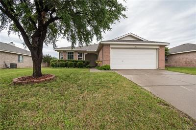 Dallas County, Denton County, Collin County, Cooke County, Grayson County, Jack County, Johnson County, Palo Pinto County, Parker County, Tarrant County, Wise County Single Family Home For Sale: 1311 Wenatchee Drive