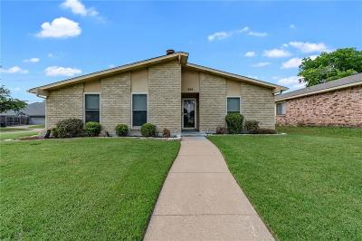 Plano Single Family Home For Sale: 1845 Spanish Trail