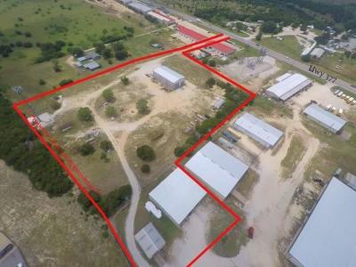 Granbury Commercial For Sale: 2541 Wann Perkins Circle