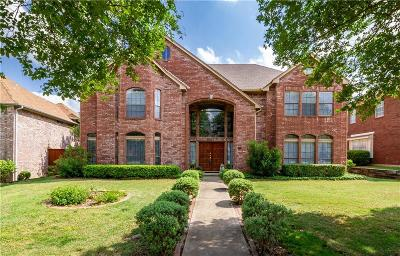 Plano Single Family Home For Sale: 1920 Brabant Drive