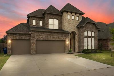Little Elm Single Family Home For Sale: 2909 Lakefield Drive