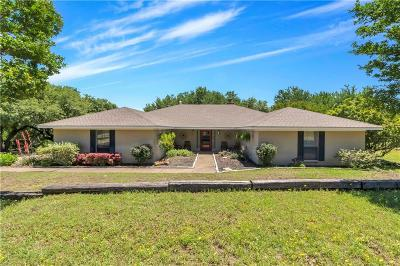Parker County Single Family Home For Sale: 648 Meadow Hill Road