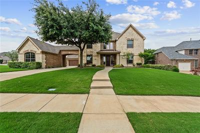 Mckinney Single Family Home For Sale: 4024 Hook Bill Drive