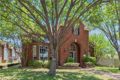 Allen Single Family Home For Sale: 2023 Elmsted Drive