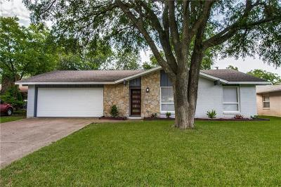 Richardson Single Family Home For Sale: 919 Pinecrest Drive