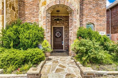 McKinney Single Family Home For Sale: 10116 Old Eagle River Lane