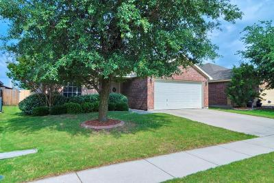 Fort Worth Single Family Home For Sale: 8221 Deer Bluff Lane