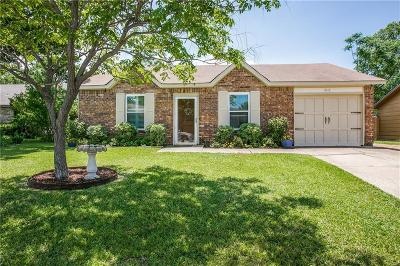 Fort Worth Single Family Home For Sale: 2416 McAdoo Lane