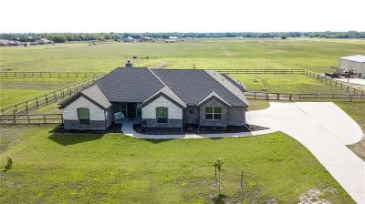 Caddo Mills Single Family Home For Sale: 4935 County Road 2720