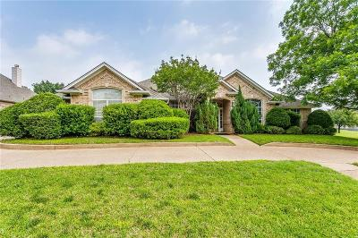 North Richland Hills Single Family Home For Sale: 8921 Thornmeadow Court