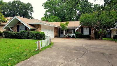 Irving Single Family Home For Sale: 2123 Woodoak Drive
