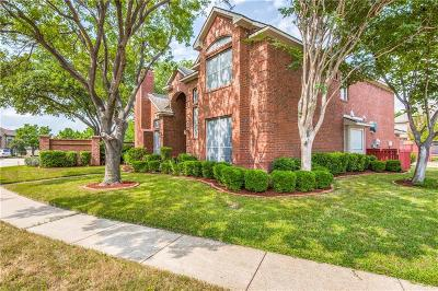 Coppell Single Family Home For Sale: 240 Cove Drive