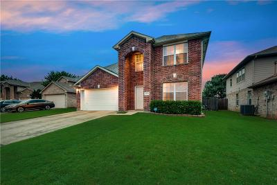 Fort Worth Single Family Home For Sale: 4654 Snow Ridge Court