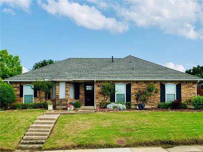 Carrollton Single Family Home For Sale: 1644 Crooked Creek Drive