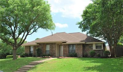Plano Single Family Home For Sale: 1528 Estrella Drive