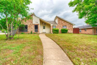 Mesquite Single Family Home For Sale: 1019 Meandering Way