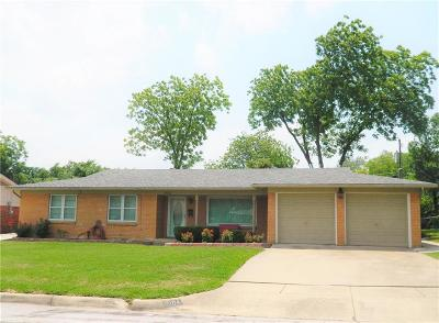 Fort Worth Single Family Home For Sale: 2104 Terbet Lane