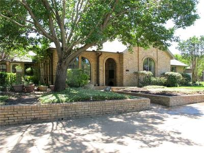 Southlake Single Family Home For Sale: 901 Mission Drive
