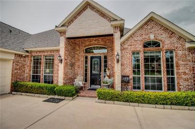 Dallas County Single Family Home Active Option Contract: 9717 Shoal Creek Drive