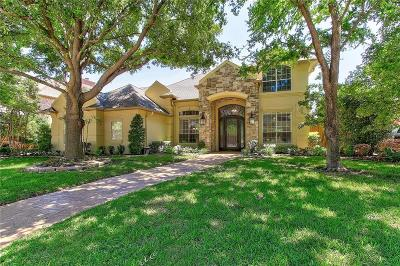 Plano Single Family Home For Sale: 3000 Amesbury Drive