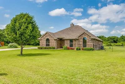 Weatherford Single Family Home For Sale: 116 Cinnamon Court