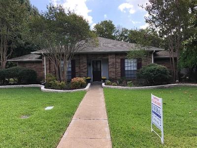 Dallas County Single Family Home For Sale: 1714 Cornwall Lane