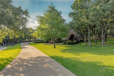 Keller Single Family Home For Sale: 1116 Jericho Court