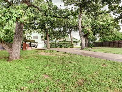 Irving Single Family Home For Sale: 1745 E Union Bower Road