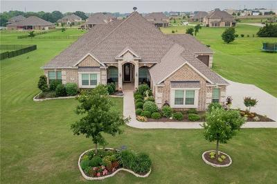 Cross Roads Single Family Home For Sale: 405 Village Way