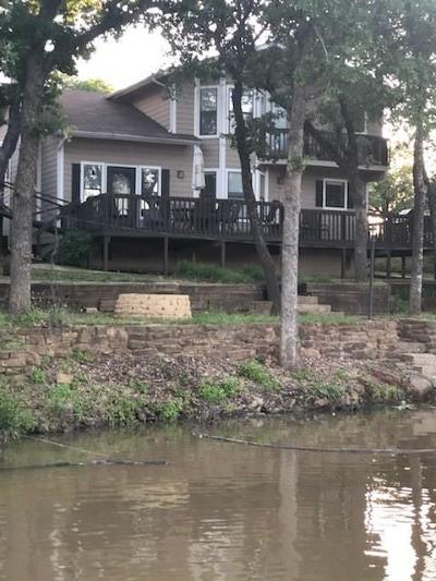 Parker County, Tarrant County, Hood County, Wise County Single Family Home For Sale: 318 County Road 1743