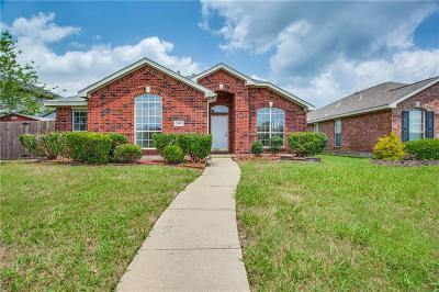 Mesquite Single Family Home For Sale: 3307 Riverway Court